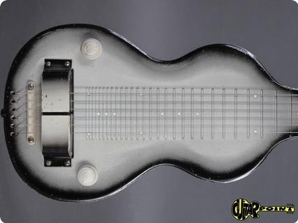 Rickenbacker Model 59  1939 Black   Sunburst