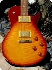 PRS McCarty Single Cut 10 Top 2001 Ice Tea Burst