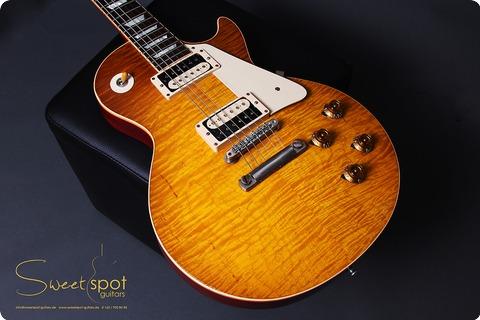Gibson  Les Paul Collectors Choice #4 Sandy R9 2012