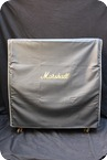 Marshall 4x12 Cabinet With Celestion Blackback 1974