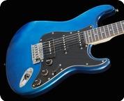 Green ST Blue Pearl 2020 Blue Metallic