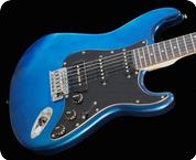 Green ST Blue Pearl 2017 Blue Metallic