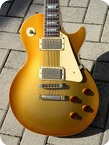 Gibson Les Paul Standard 1982 Gold Metallic Burst