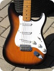 Fender Stratocaster STRATOCASTER 54 Reissue 40th Anniversary 1994 2 Tone Burst