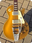 Gibson Les Paul Std R7 Relic 57 Reissue 2006 Gold Top