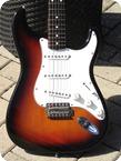 Fender Stratocaster 1994 3 Tone Burst