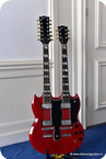Gibson EDS 1275 Custom Shop 2011 Heritage Cherry