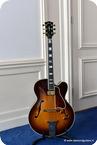 Gibson L 5 Wes Montgomery 1997 Vintage Sunburst
