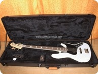 Fender JAZZ BASS AMERICAN DELUXE 2013 Olympic White