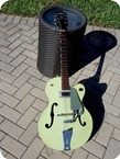 Gretsch 6125 Single Anniversary 1963 2 Tone Green