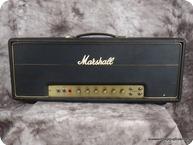Marshall Model 1992 Super Bass 1970 Black Tolex