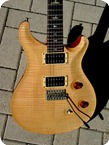 PRS Custom 24 10 Top 2006 Natural