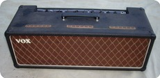 Vox AC30 Super Twin Top Boost 1964 Red Panel