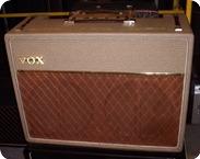 Vox-AC30 AC-30-1961-White Tolex