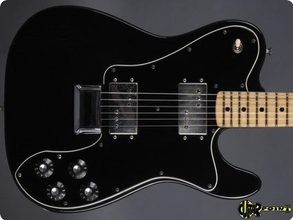 Fender Telecaster Deluxe 1974 Black