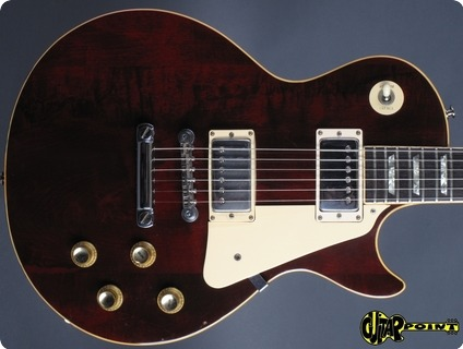 Gibson Les Paul Standard  1976 Winered
