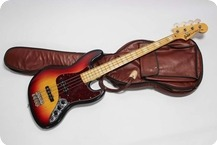 Greco Jazz Bass 1977 Sunburst