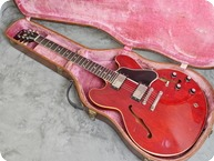 Gibson ES 335 TDC 1961 Cherry Red