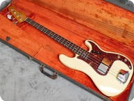 Fender Precision Bass 1965 Olympic White