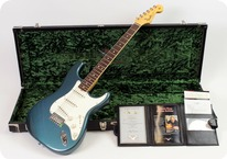Fender Custom Shop Stratocaster 1965 Master Design Mark Kendrick Limited Edition 2004 Lake Placid Blue