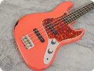 Fender Jazz Bass 1961 Fiesta Red