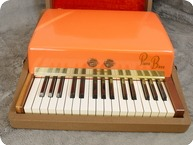 Fender Rhodes Bass 1962 Fiesta Red