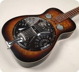 Dobro M 66 S 1973 Sunburst French Scroll