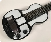 Rickenbacker B 6 1941 Black With Off White Plates