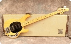 Music Man Stingray 1977 Natural