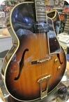 Gibson L4c 1956 Sunburst