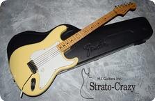 Fender Japan Stratocaster 1996 Vintage White