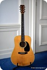 C. F. Martin Martin D 28 East Indian Rosewood Sitka Spruce 1978 1978 Natural