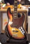 Ibanez Jazz Bass Sunburst