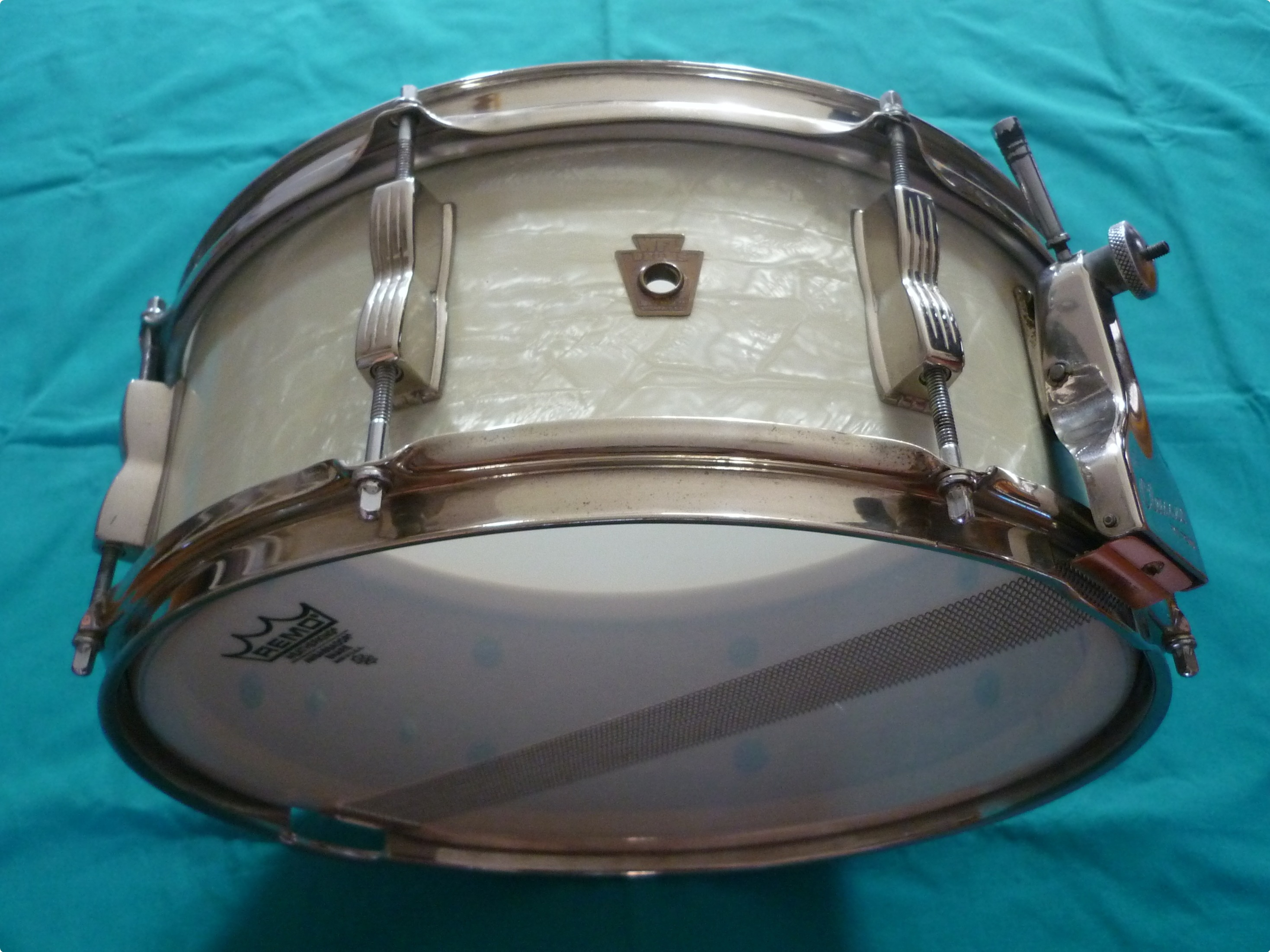 Ludwig 1950\'s WFL Buddy Rich Super Classic Snare Drum 14\