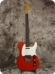 Fender Telecaster 1962 Red