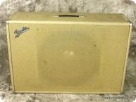 Fender Showman Cabinet 1964 White Tolex