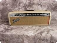 Fender Bandmaster 1964 White Tolex