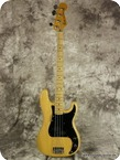 Fender Precision Bass 1979 Natural