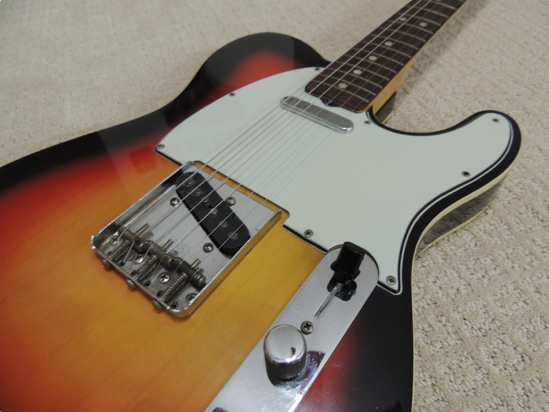 fender custom telecaster 1965 guitar for sale guitar exchange. Black Bedroom Furniture Sets. Home Design Ideas