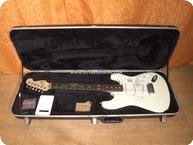 Fender STRATOCASTER STANDARD 1991 Olympic White