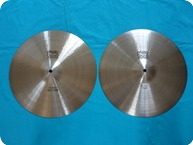 Paiste 15 Paiste 2002 Hi Hat From 1976 1976