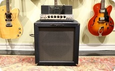 Ampeg B15NF 1966 Blue Checked Tolex