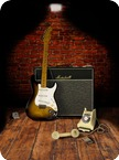 Marshall BluesBreaker Canvas Print 1967 Blue