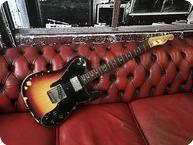 Fender Telecaster Custom 1977 Sunburst