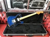 Fender Telecaster Deluxe 1973 Blue