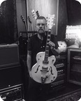 Billy Duffy Owned Gretsch White Falcon 2003 White