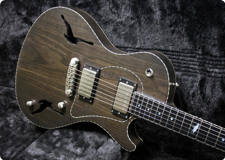 Gamble Guitars Raven Black