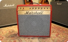 Marshall Mercury 2060 1972 Red Tolex