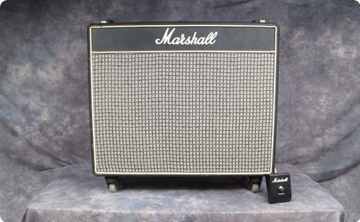 Marshall 2040 Artiste 1972 Black Tolex