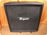 Bogner UBERCAB 4x12 STRAIGHT Black